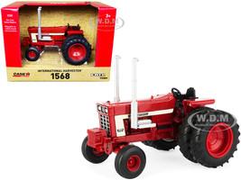 International Harvester 1568 Tractor Red Case IH Agriculture Series 1/32 Diecast Model ERTL TOMY 44225
