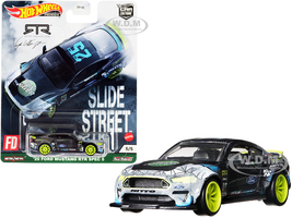 2020 Ford Mustang RTR Spec 5 #25 Slide Street Series Diecast Model Car Hot Wheels GRJ80