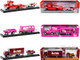 Auto Haulers 3 Sodas Set of 3 pieces Release 12 Limited Edition 7400 pieces Worldwide 1/64 Diecast Models M2 Machines 56000-TW12