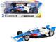 Dallara IndyCar #3 Scott McLaughlin PPG Team Penske Road Course Configuration NTT IndyCar Series 2021 1/18 Diecast Model Car Greenlight 11118