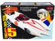 Skill 2 Model Kit Speed Racer Mach 5 1/25 Scale Model Polar Lights POL990 M