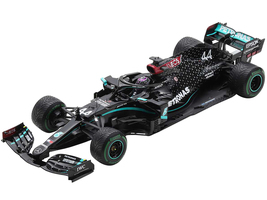 Mercedes-AMG F1 W11 EQ Performance #44 Lewis Hamilton Petronas Formula One Team Winner Formula One F1 Turkish Grand Prix 2020 1/18 Model Car Spark 18S567