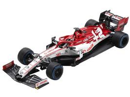 Alfa Romeo Racing ORLEN C39 #7 Kimi Raikkonen Formula One F1 Turkish Grand Prix 2020 1/18 Model Car Spark 18S568