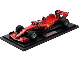 Ferrari SF1000 #5 Sebastian Vettel Formula One F1 Turkish Grand Prix 2020 1/18 Model Car LookSmart LS18F1033