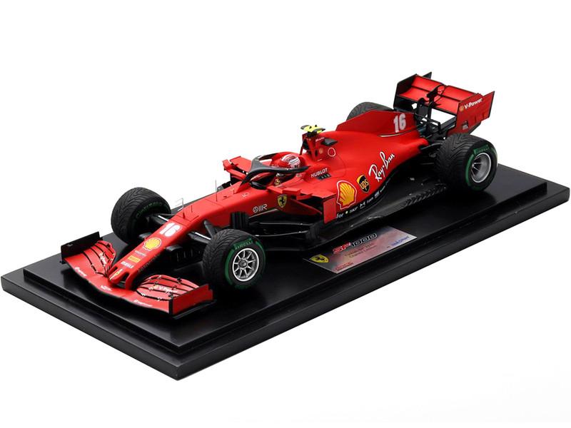 Ferrari SF1000 #16 Charles Leclerc Formula One F1 Turkish Grand Prix 2020 1/18 Model Car LookSmart LS18F1034