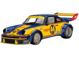 Porsche 934.5 #44 John Sisk Racing IMSA Mid-Ohio 1977 1/18 Model Car Top Speed TS0302