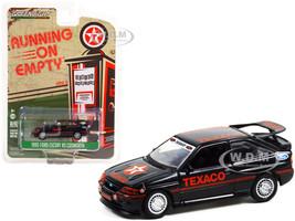 1995 Ford Escort RS Cosworth Texaco Black Running on Empty Series 13 1/64 Diecast Model Car Greenlight 41130 D