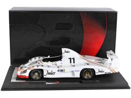 Porsche 936/81 Turbo #11 Derek Bell Jacky Ickx Winner 24H Le Mans 1981 DISPLAY CASE Limited Edition 400 pieces Worldwide 1/18 Model Car BBR C1853 A