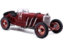 Mercedes Benz SSK #14 Carlos Zatuszek Argentinean Autumn Race 1931 1/18 Diecast Model Car CMC M-207
