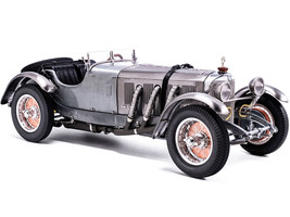 1928 Mercedes Benz SSK Clear Finish Limited Edition 600 pieces Worldwide 1/18 Diecast Model Car CMC M-209