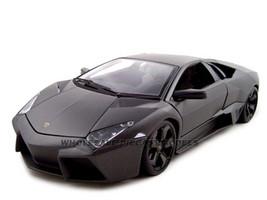 Lamborghini Sesto Elemento 2012 matt grau metallic Modellauto 1:24 Burago