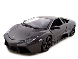 Lamborghini Reventon Matt Grey 1/18 Diecast Model Car Bburago 11029