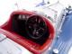 1932 Alfa Romeo 8C 2300 Spider Touring Silver 1/18 Diecast Model Car Bburago 12063