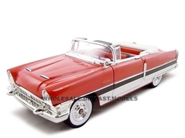 1955 Packard Caribbean Cinnamon 1/18 Diecast Car Road Signature 92618