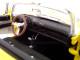 1956 Ford Thunderbird Yellow Street Rod 1/24 Diecast Model Unique Replicas 18513