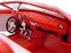 1949 Ford Convertible Red 1/24 Diecast Car Unique Replicas 18582