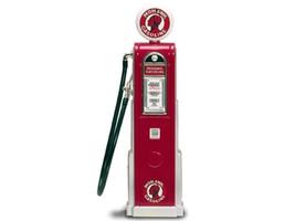 Mohawk Gasoline Vintage Gas Pump Digital 1/18 Diecast Replica Road Signature 98771