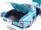 1956 Ford Thunderbird Blue Street Rod 1/24 Diecast Car Unique Replicas 18511