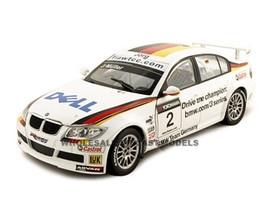 BMW 320Si Jorg Muller #2 Schnitzer 1/18 Diecast Model Car Model Guiloy 67510
