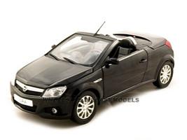 Opel Tigra Convertible Black 1/18 Diecast Car Model Norev 183600