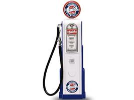 Buick Gasoline Vintage Gas Pump Digital 1/18 Diecast Replica Road Signature 98681