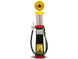 Pennzoil Gasoline Vintage Gas Pump Cylinder 1/18 Diecast Replica Road Signature 98792