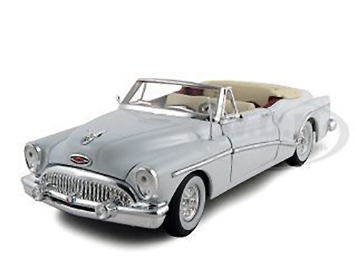1953 Buick Skylark White 1/32 Diecast Model Car Signature Models 32321