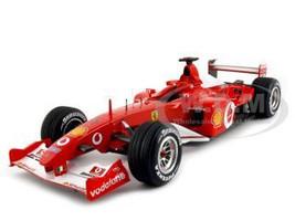 Ferrari F2002 F1 #1 Michael Schumacher France 2002 Elite 1/18 Diecast Model Car Hotwheels N2076
