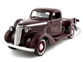 1937 Studebaker Pickup Express Burgundy 1/32 Diecast Model Car Signature Models 32418