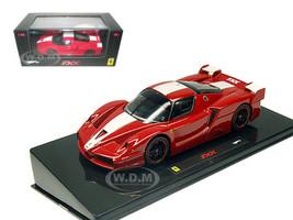 Ferrari Enzo FXX Red Elite Limited Edition 1/43 Diecast Model Car Hotwheels N5605
