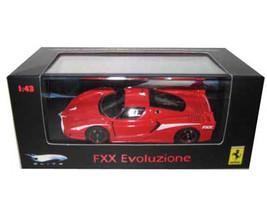 Ferrari Enzo FXX Evoluzione Red Elite Limited Edition 1/43 Diecast Model Car Hotwheels N5584