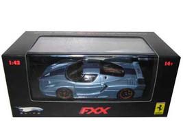 FERRARI ENZO FXX ELITE BLACK #28 LTD 1//43 DIECAST MODEL CAR BY HOTWHEELS N5608