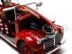 1941 GMC Fire Engine Truck Red 1/32 Diecast Model Car Signature Models 32348