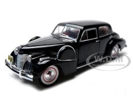 1940 Cadillac Fleetwood Sixty Special Black 1/32 Diecast Car Model Signature Models 32361