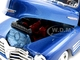 1948 Chevy Aerosedan Fleetline Blue 1/24 Diecast Model Car Motormax 73266
