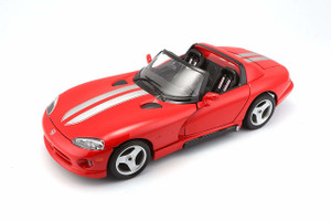 Dodge Viper RT/10 Red 1:18 Diecast Model Car by Bburago