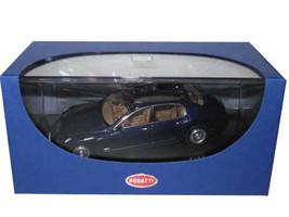 Bugatti EB 218 Genf 1999 Blu Notte Perlato 1/43 Diecast Model Car Autoart 50931