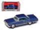 1964 Mercury Marauder Blue 1/43 Diecast Car Road Signature 94250