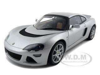 Lotus Europa S Silver 1/18 Diecast Model Car Autoart 75366