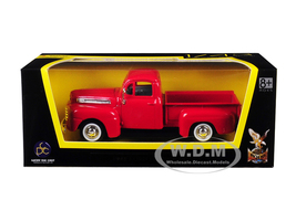 1948 Ford F-1 Pickup Truck Red 1/43 Diecast Model Car Road Signature 94212