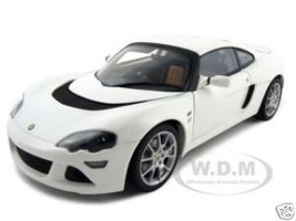 Lotus Europa S White 1/18 Diecast Model Car Autoart 75368