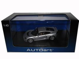 Lotus Europa S Silver 1/43 Diecast Model Car Autoart 55356
