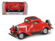 1932 Ford 3 Window Coupe Red 1/43 Diecast Car Road Signature 94231