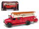 1941 Magirus Deutz S 3000 SLG Red 1/43 Diecast Car Road Signature 43014