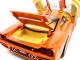 Saleen S7 Copper 1/18 Diecast Model Car Motormax 73117