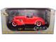 1935 Auburn Speedster Coral 1/32 Diecast Car Model Signature Models 32439