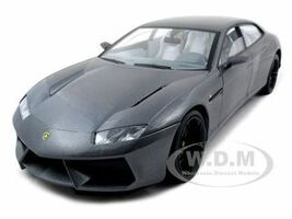 Lamborghini Estoque Gray 1/18 Diecast Model Car Motormax 79157