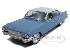 1961 Cadillac Eldorado sedan de ville Blue 1/32 Diecast Car Model Signature Models 32362