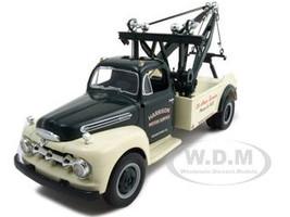 1951 Ford Tow Truck Harrison Motor Service Truck 1/34 Diecast Model First Gear 10-3809