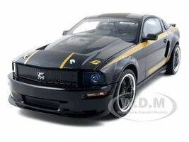 """2008 Shelby Mustang Terlingua Team From """"Need For Speed"""" Game 1/18 Diecast Model Car Shelby Collectibles 0808"""